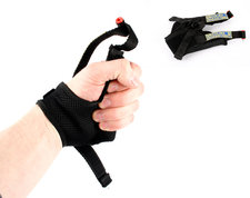 Ergonomiska handtag